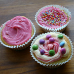 cupcakes creme beurre