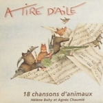 CD enfant a tire d'aile